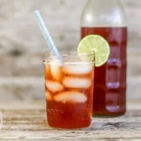 How to make Kombucha Soda (the 2nd ferment)
