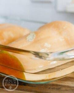 Butternut Squash Lasagna Rollups