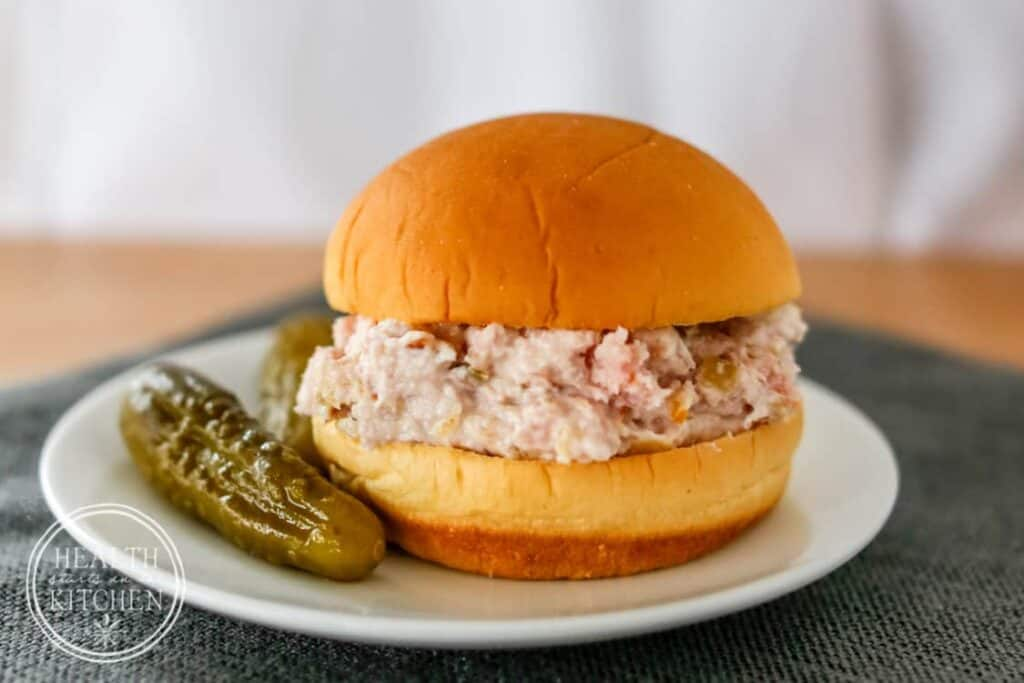 World's Best Ham Salad Spread