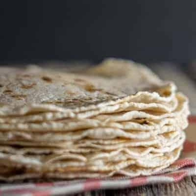 Perfect Paleo Tortillas {Grain Free & Gluten Free}