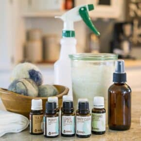 My Favorite Essential Oils for Spring Cleaning