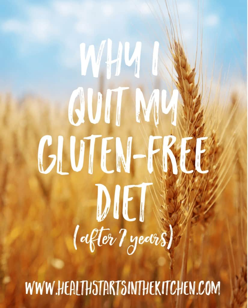 Why I Quit My Gluten-Free Diet After 7 Years