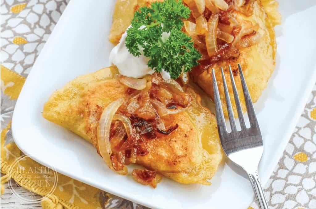 Gluten-Free, Grain-Free Pierogies - Just Like Grandma used to Make!