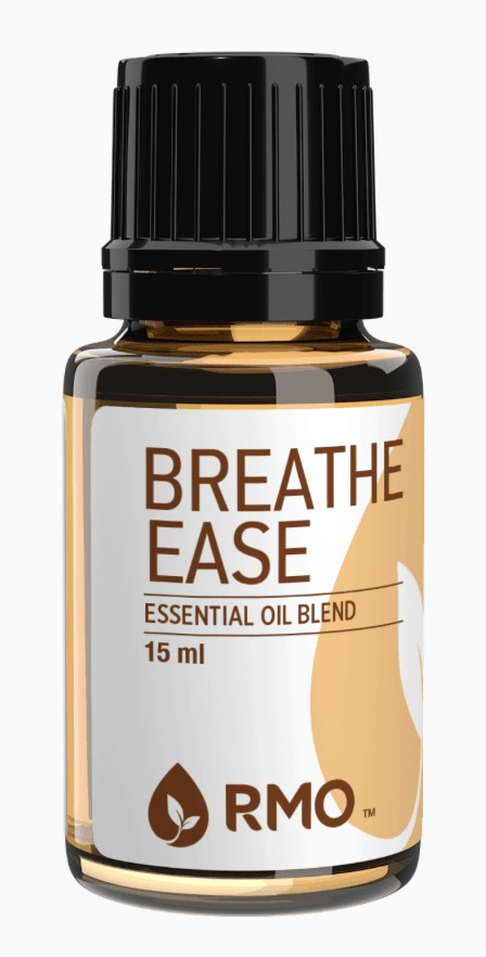 Breath Ease Blend to Naturally Combat Allergies