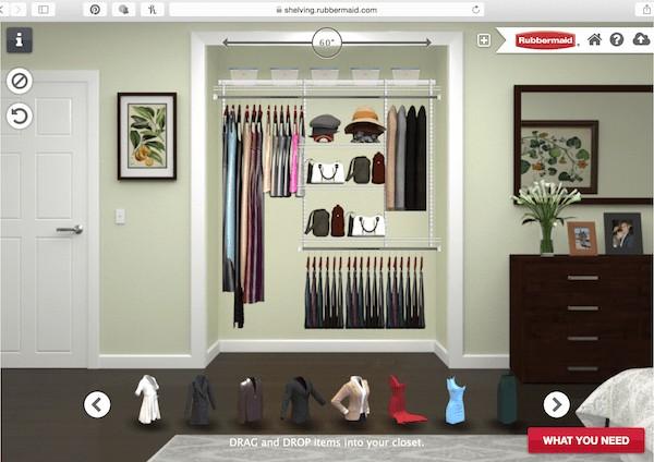 How to Organize your Closet for a Healthier Life