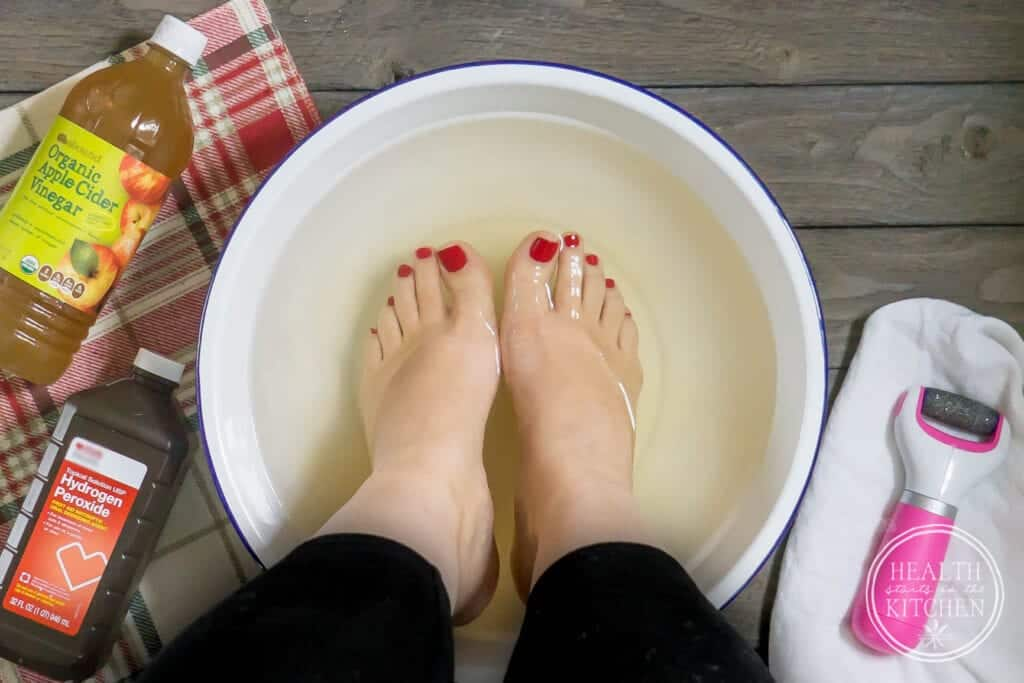 How to Have Soft Feet, All Year Long; No Salon Appointment Needed and Without Toxic Chemicals!