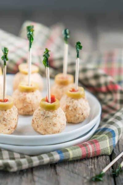 Keto Olive Pecan Fat Bombs