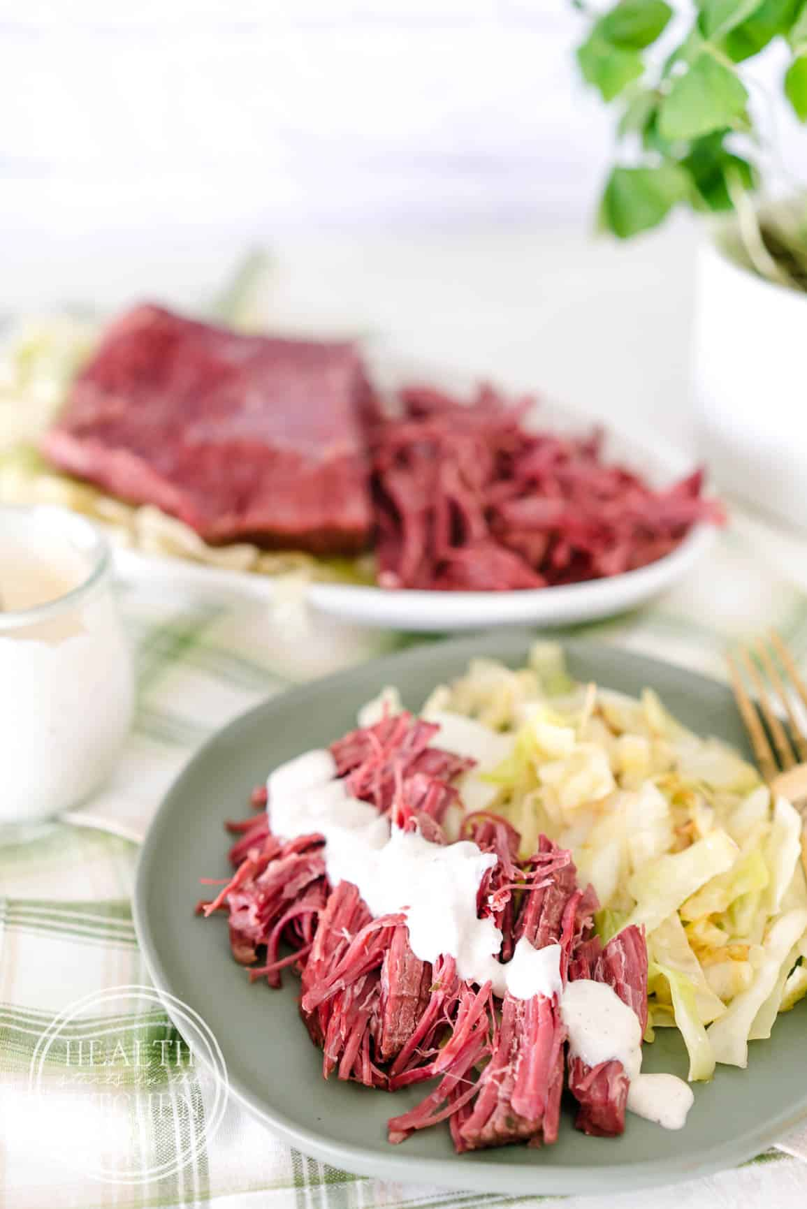 how to cook corned beef in electric pressure cooker