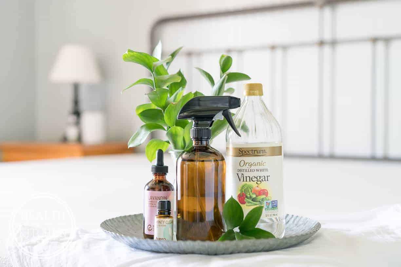 Diy Non Toxic Essential Oil Mattress Spray Health Starts In The Kitchen