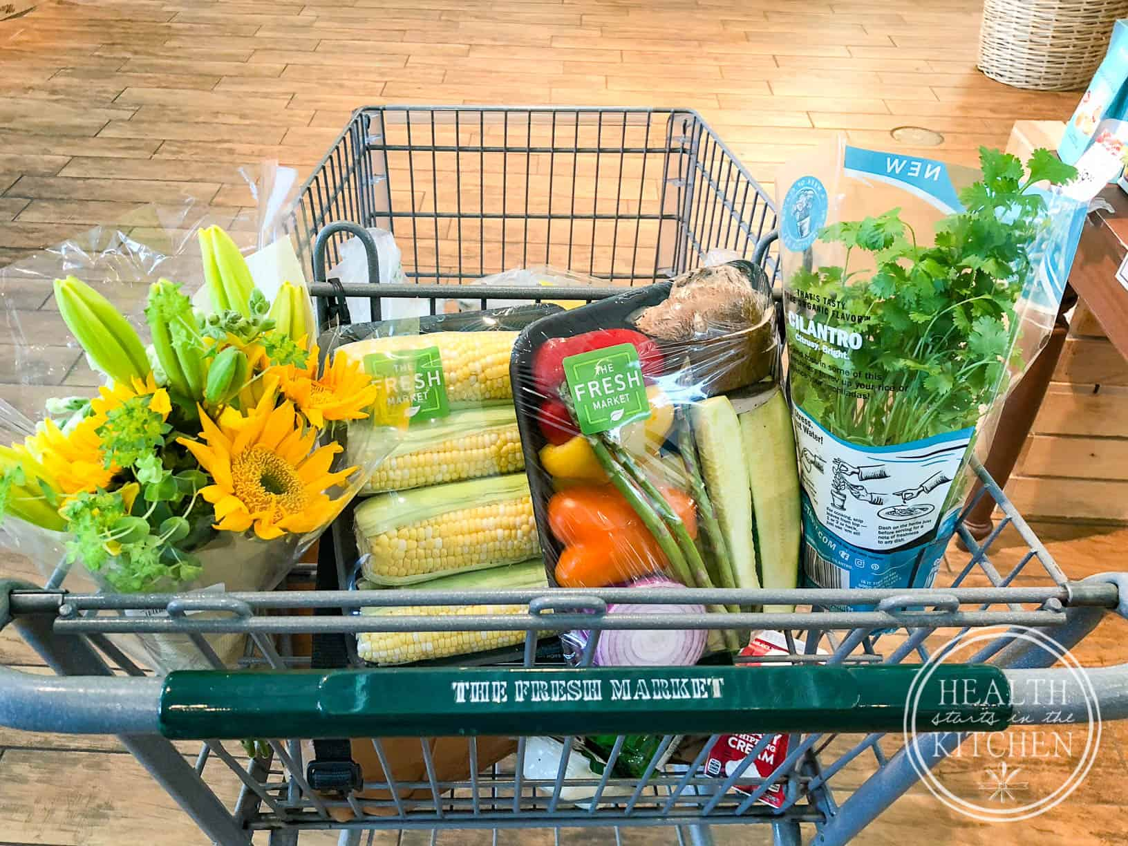The Fresh Market Shopping