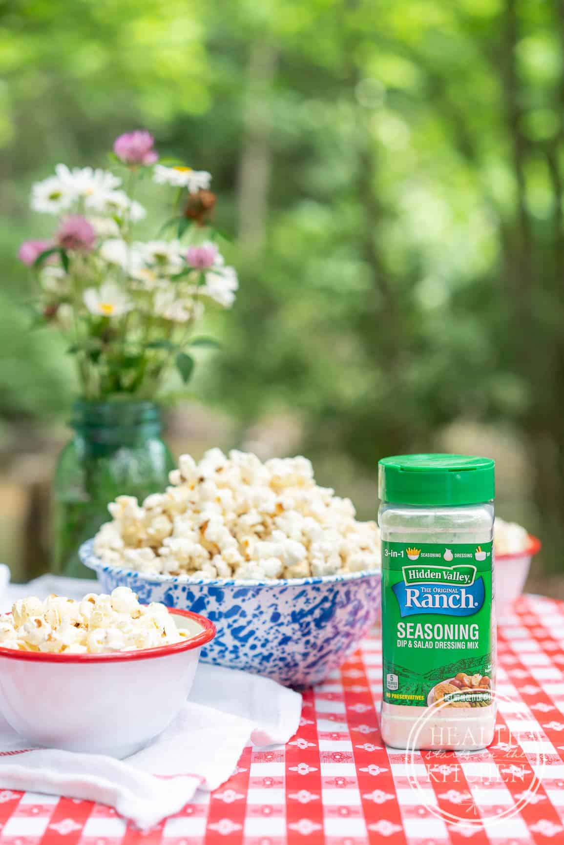 Campfire Ranch Popcorn #sponsored