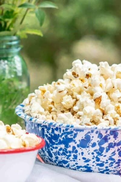 Campfire Ranch Popcorn #sponsored