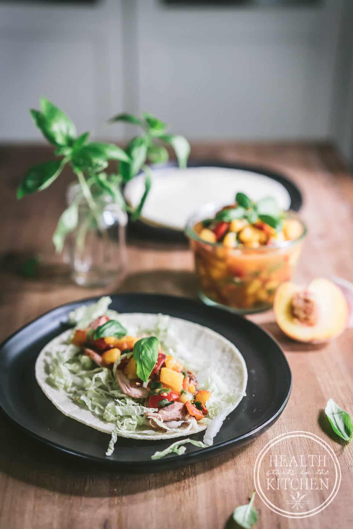 Mission Organics® White Corn Tortilla