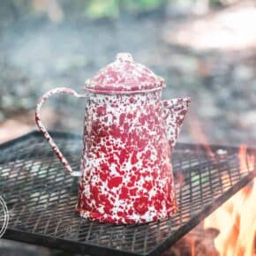 How to make the Perfect Coffee at Camp