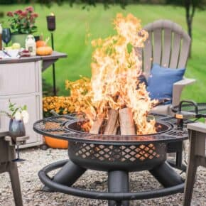3 Essentials for the Ultimate Backyard Fire Pit