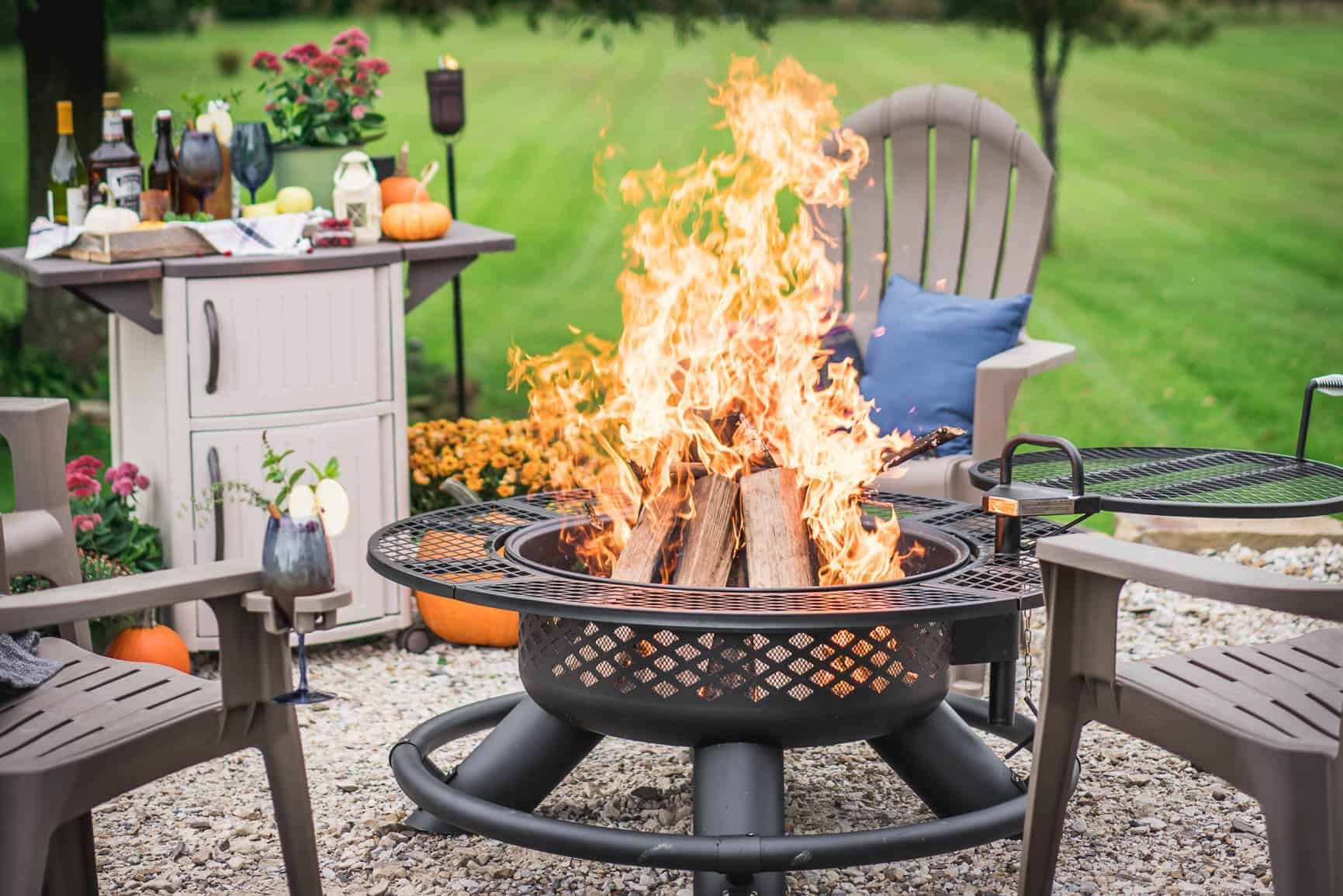 3 Essentials for Setting up the Ultimate Backyard Fire Pit