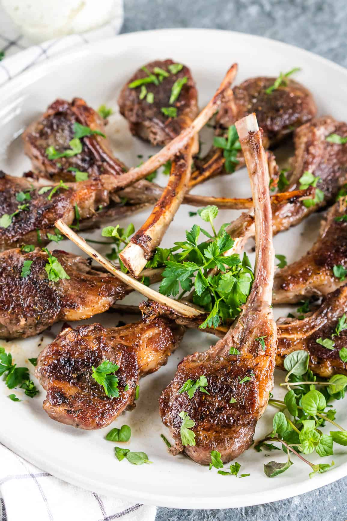 Always Perfectly Cooked Sous Vide Lamb Chops using Sous Vide
