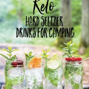 Best Keto Hard Seltzer Drinks for Camping