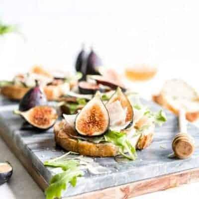 Fig Bruschetta Recipe