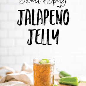 Sweet Spicy Jalapeno Pepper Jelly Recipe
