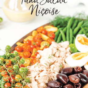 Keto Tuna Salad Niçoise Recipe