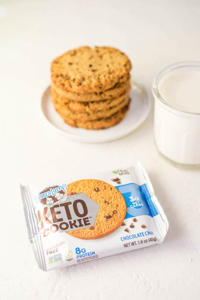 Lenny and Larry's Keto Chocolate Chip Cookies