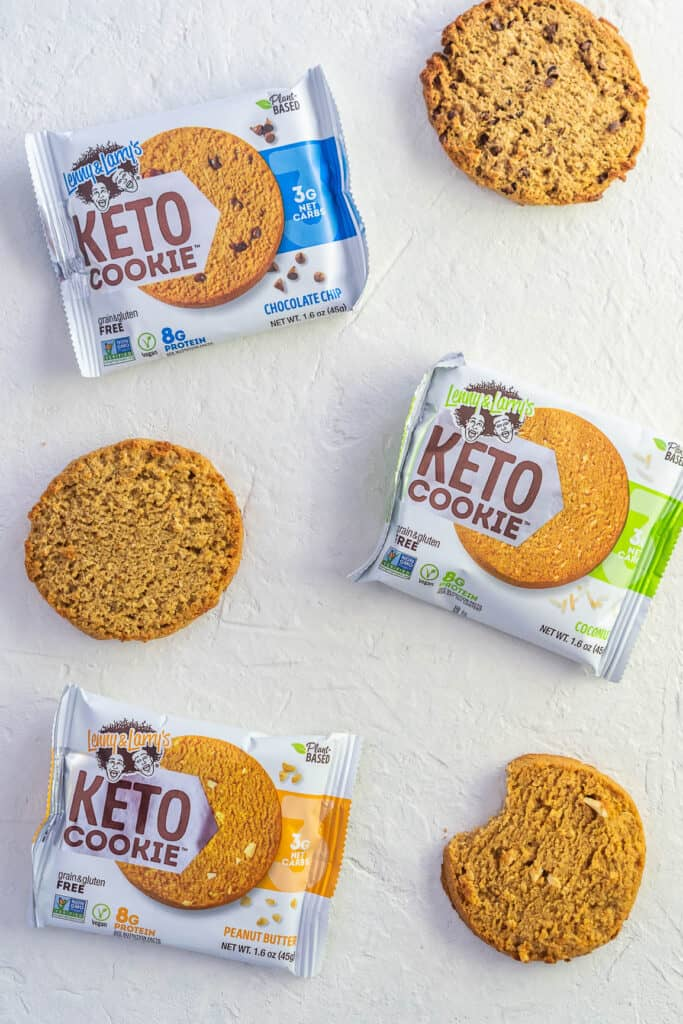 Keto Cookies by Lenny & Larry's