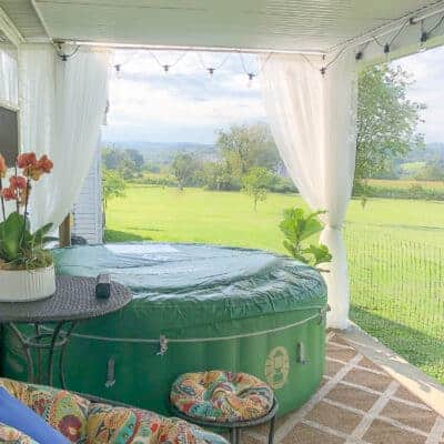 5 Reasons you should buy an Inflatable Hot Tub