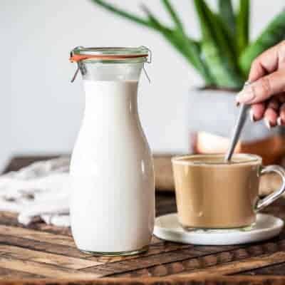 Keto Vanilla Coffee Creamer