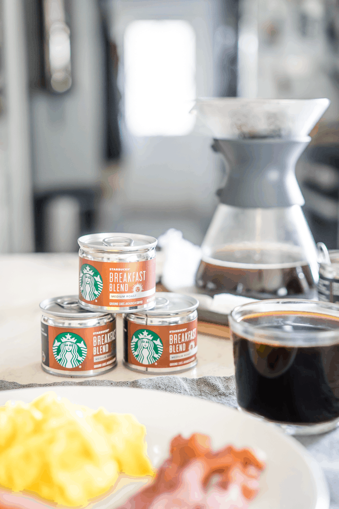 5 Reasons to start your day with Starbucks Fresh Brew Cans
