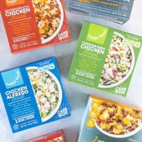 With Happi Foodi's keto bowls, following a keto diet or low-carb lifestyle just got easier. With affordable, flavor-packed dishes, anyone can enjoy a restaurant-quality meal in minutes, with no prep time required! #happifoodi #frozenisthenewfresh #happiathome #keto #lowcarb