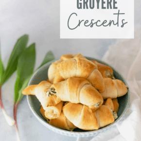 Ramp filled crescent rolls for pinterest
